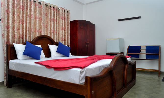 Guesthouse Negombo Triple Rooms